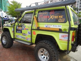 Borneo Safari KSTH KFI Sri Kulai Kinabalu Food industries go travel cars events kereta (10)