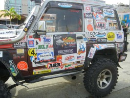Borneo Safari KSTH KFI Sri Kulai Kinabalu Food industries go travel cars events kereta (12)