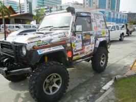 Borneo Safari KSTH KFI Sri Kulai Kinabalu Food industries go travel cars events kereta (13)