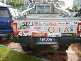 Borneo Safari KSTH KFI Sri Kulai Kinabalu Food industries go travel cars events kereta (14)