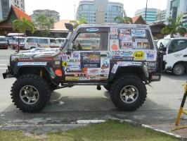 Borneo Safari KSTH KFI Sri Kulai Kinabalu Food industries go travel cars events kereta (15)