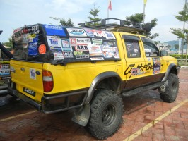 Borneo Safari KSTH KFI Sri Kulai Kinabalu Food industries go travel cars events kereta (16)