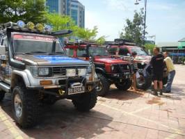 Borneo Safari KSTH KFI Sri Kulai Kinabalu Food industries go travel cars events kereta (18)