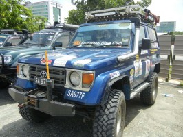 Borneo Safari KSTH KFI Sri Kulai Kinabalu Food industries go travel cars events kereta (3)