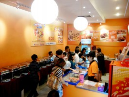 City Mall Launching KFI Sri Kulai Kinabalu FOod Industries outlet events photo (11)