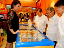 City Mall Launching KFI Sri Kulai Kinabalu FOod Industries outlet events photo (14)