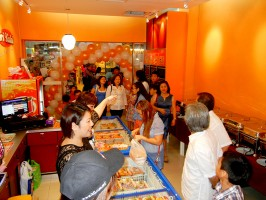 City Mall Launching KFI Sri Kulai Kinabalu FOod Industries outlet events photo (15)