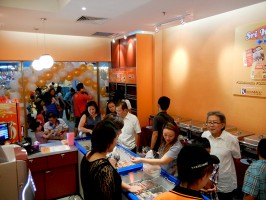 City Mall Launching KFI Sri Kulai Kinabalu FOod Industries outlet events photo (16)