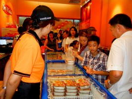 City Mall Launching KFI Sri Kulai Kinabalu FOod Industries outlet events photo (17)