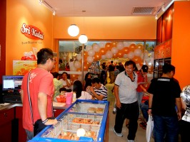 City Mall Launching KFI Sri Kulai Kinabalu FOod Industries outlet events photo (2)