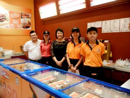 City Mall Launching KFI Sri Kulai Kinabalu FOod Industries outlet events photo (20)