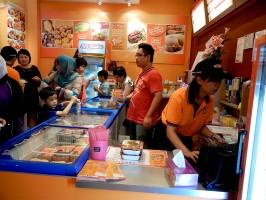 City Mall Launching KFI Sri Kulai Kinabalu FOod Industries outlet events photo (4)