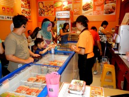 City Mall Launching KFI Sri Kulai Kinabalu FOod Industries outlet events photo (5)