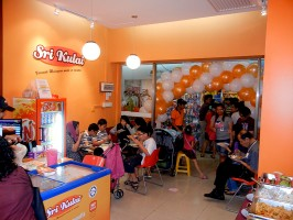 City Mall Launching KFI Sri Kulai Kinabalu FOod Industries outlet events photo (6)