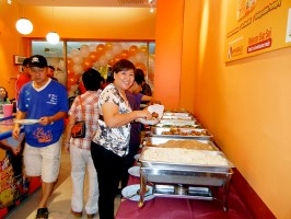 City Mall Launching KFI Sri Kulai Kinabalu FOod Industries outlet events photo (7)