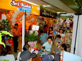 City Mall Launching KFI Sri Kulai Kinabalu FOod Industries outlet events photo (9)