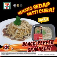 7E POSM Black Pepper Spaghetti