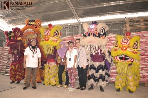 KSTH Chinese New Year KFI Sri Kulai Kinabalu Food Industries event tahun baru cina 13