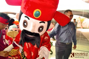 KSTH Chinese New Year KFI Sri Kulai Kinabalu Food Industries event tahun baru cina 6