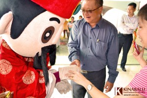 KSTH Chinese New Year KFI Sri Kulai Kinabalu Food Industries event tahun baru cina 7