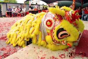 KSTH Chinese New Year KFI Sri Kulai Kinabalu Food Industries event tahun baru cina 8