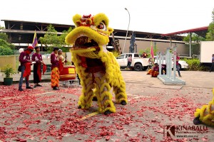 KSTH Chinese New Year KFI Sri Kulai Kinabalu Food Industries event tahun baru cina 9