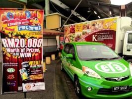 cks donggongon mommom k signature contest astro radio kfi rete meals k signature 7