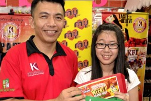 cks millenium mommom contest k signature kfi rte meals kinabalu food industries astro radio 5
