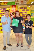 mommom k signature contest hitzfm era my astro fm winner prize rte meals kinabalu food industries giant citymall 21