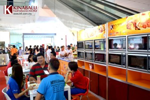 KFI Sri Kulai Kinabalu Food Industries PHExpo 2014 Kota kinabalu official lounge partner (1) largerst property expo 6