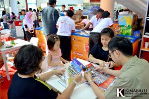 KFI Sri Kulai Kinabalu Food Industries PHExpo 2014 Kota kinabalu official lounge partner (1) largerst property expo