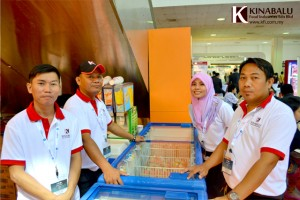 KFI Sri Kulai Kinabalu Food Industries PHExpo 2014 Kota kinabalu official lounge partner (1) largerst property expo3