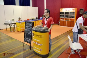 PH Expo Sandakan Photos KFI Sri Kulai Kinabalu Food industries malaysia ready to eat meals in minutes no cooking microwavable (14)