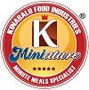 K Miniature Logo Small