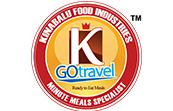 KFI GO travel logo sri kulai kinabalu fod industries rte meals